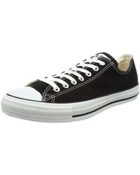 Converse Unisex All Star Ox Trainers, Black