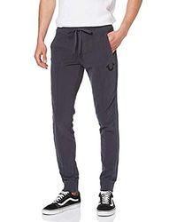 True Religion Reflective Pant Sporthose - Grau