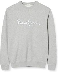 Pepe Jeans George Sweatshirt - Grey