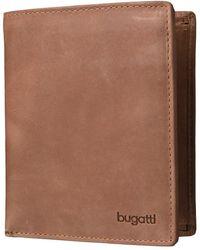 Bugatti Borsa Volo con alette - Nero