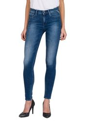 Replay Joi Skinny Jeans - Blue