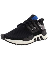adidas S EQT Support 91/18 Casual Sneakers - Noir