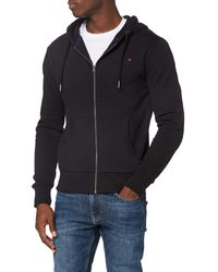 Superdry - S OL Classic Ziphood NS Sweater - Lyst