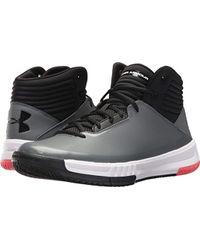 7cafda4ae1e Under Armour  s Ua Lockdown 2 1303265-005 Sneakers in Black for Men ...