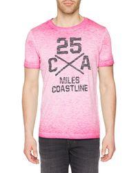 S.oliver 13.803.32.3303 T-Shirt - Pink