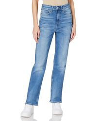 Pepe Jeans - Lexi Sky High Straight Jeans - Lyst