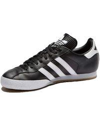 adidas Noir/Blanc - Tailles 39 à 47 - Noir