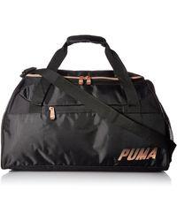 PUMA Womens Evercat Align Duffel - Black