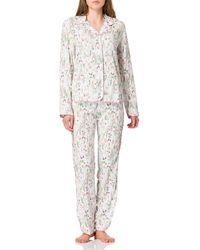 Esprit Armatha Cas Nw Cve Pyjama Pyjama Set - Multicolour