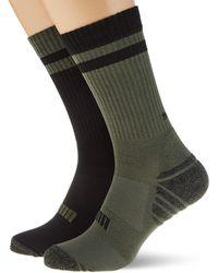 PUMA Seasonal Logo Crew Socks - Multicolore