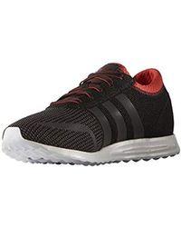 adidas Originals 's Los Angeles Low top Sneakers, Black
