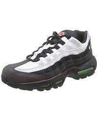 Nike Air Max 95 Essential, Chaussures de Running Mixte Adulte - Noir