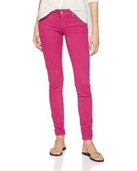 Pepe Jeans Soho Pants - Rose