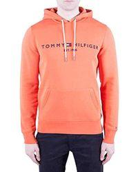 Tommy Hilfiger Mixed Media Zip Through Sudadera para Hombre