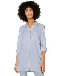Goodthreads - Modal Twill Long-Sleeve Button-Front Shirt dress-shirts - Lyst