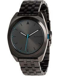 Quiksilver Analogue Watch - - One Size - Black