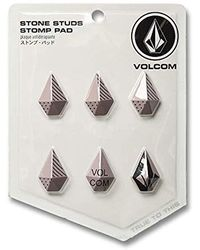 Volcom Stone Studs Pack Of 6 Snow Stomp Pads - Multicolor