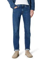 Levi's Herren Slim Jeans 511 SLIM FIT - Blau