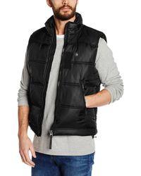 G-Star RAW Whistler Vest Gilet - Black