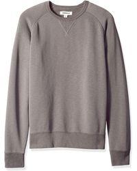 Goodthreads Crewneck Fleece Sweatshirt - Gris