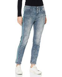 Street One 371927 Bonny Slim Jeans - Blau