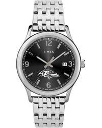 Timex - Twzfbucwc Nfl Sage Tampa Bay Buccaneers Watch - Lyst