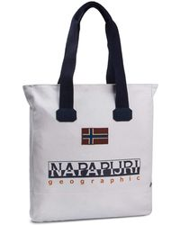 Napapijri Ladies shoulder bag Sporta 1 Bright White - Blanc