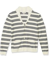 Goodthreads Soft Cotton Cardigan Summer Sweater - Multicolore