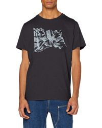 Pepe Jeans BETRAND Camiseta - Negro