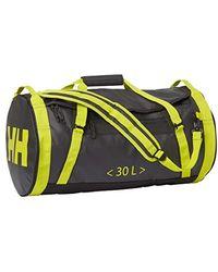 Helly Hansen Duffel Bag 2 90l Black - Multicolour