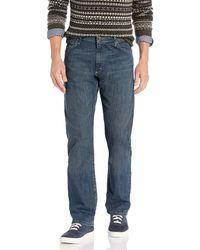 Wrangler Authentics Classic 5-Pocket Regular Fit Cotton Jean - Blau