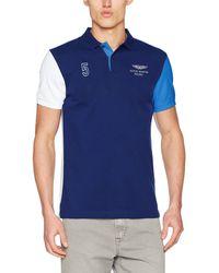 Hackett - Herren Amr Multi Poloshirt - Lyst