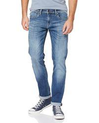 Pepe Jeans Hatch Polo - Bleu