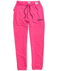 Superdry Elissa Joggers Sporthose - Pink