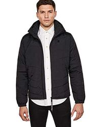 57a9dc0a5 G-star Attacc Quilted Jacket, Black