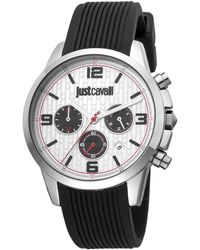 Just Cavalli Orologio Elegante JC1G175P0015 - Nero