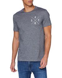 Superdry Surplus Duo Tee T-Shirt - Gris