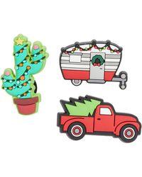 Crocs™ Jibbitz Charms Holiday 3-packs | Jibbitz For - Multicolour