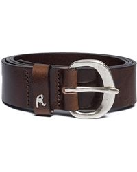 Replay Aw2524.000.a3007 Belt - Brown