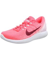 competitive price b645a 573bf Wmns Lunarglide 9 Competition Running Shoes - Pink
