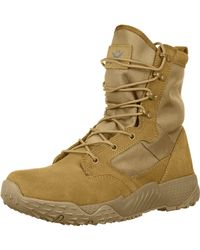 Under Armour Jungle Rat Military and Tactical Boot - Marron