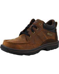 Skechers Segment Melego Chukka Desert Boot 14 M US - Marrone