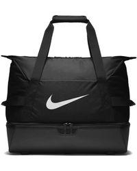 Nike Academy Team Hardcase M Mochila - Negro