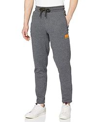 Superdry Crafted Tapered Jogger Sporthose - Grau