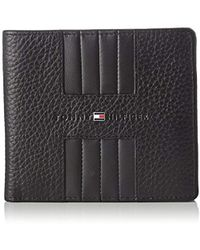Tommy Hilfiger - Heritage Cc Back Coin Zip, 's Wallet, Black, 1x10x11 Cm (b X H T) - Lyst