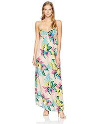 Rip Curl - Ophelia Maxi Dress - Lyst