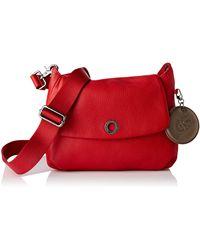 Mandarina Duck Mellow Leather - Rosso