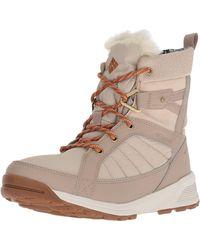 Columbia Meadows Shorty Omni-heat 3d Mid Calf Boot - Natural