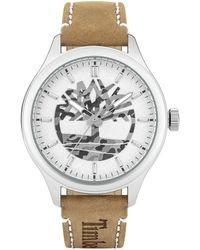 Timberland Reloj de Vestir TBL15946JYS.63 - Metálico