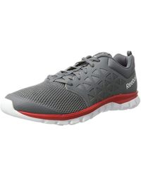 Reebok One Cushion 3.0 Nite Running Shoes Black for Men Lyst